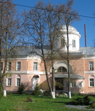 Ильинский храм г. Коломна